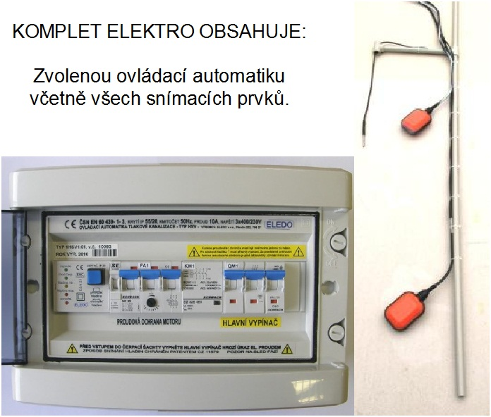 KOMPLET elektro perfekt